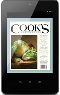 Cooks Illustrated on Zinio