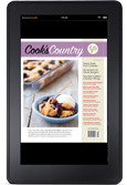 Cooks Country on Kindle