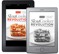 Assorted Cookbooks on Kindle
