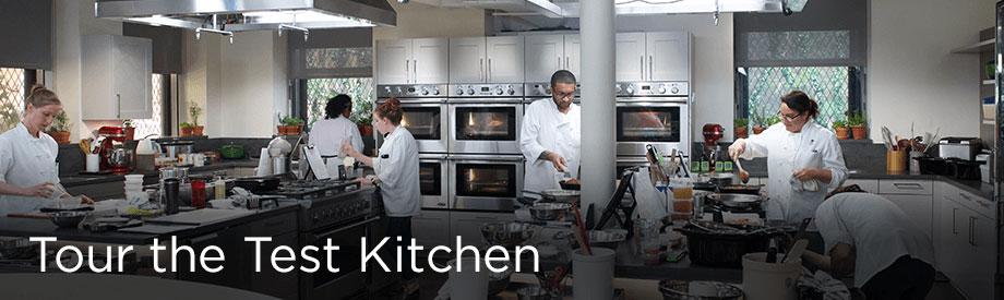 Tour the Test Kitchen - America\'s Test Kitchen