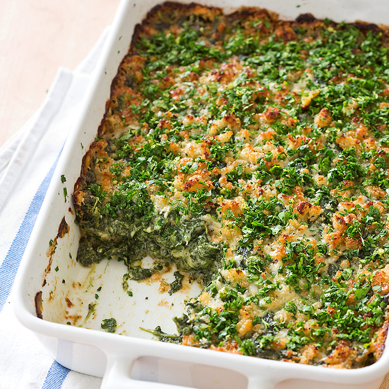 ... spinach gratin karen s kitchen stories craftsteak spinach gratin