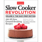 New! Slow Cooker Revolution Vol. 2