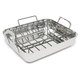 Calphalon Contemporary Stainless Roasting Pan with Rack