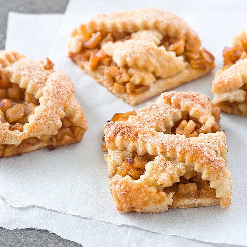 Apple Pie Cutie Cookies