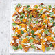 Roasted Butternut Squash with Yogurt and Sesame Seeds
