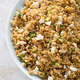 Quinoa Pilaf with Chipotle, Queso Fresco, and Peanuts