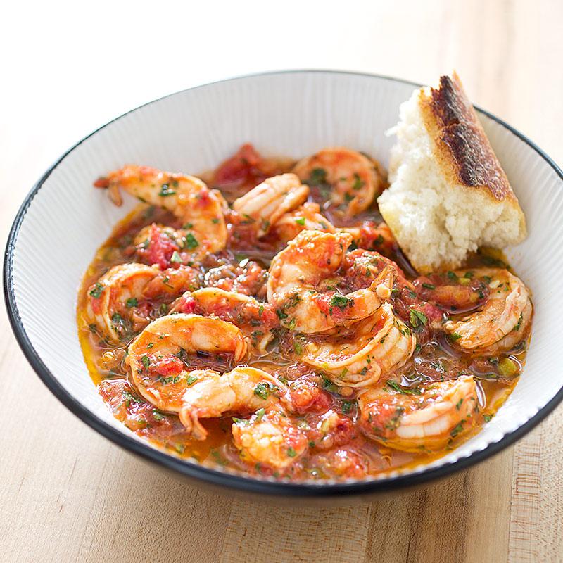 Shrimp Fra Diavolo Recipe America S Test Kitchen