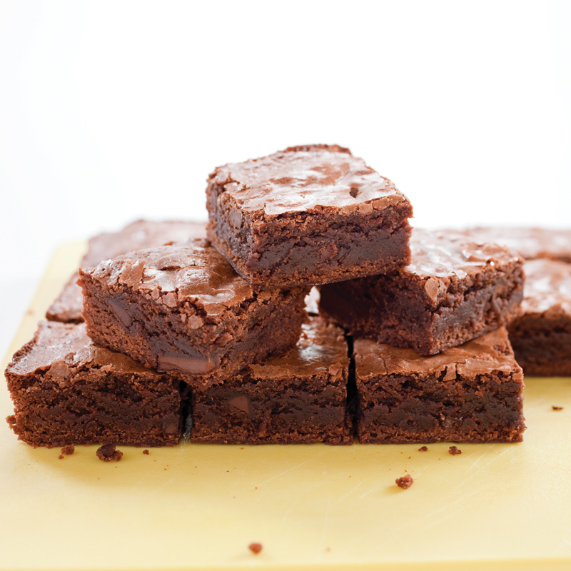 Chewy Brownies Recipe - America's Test Kitchen