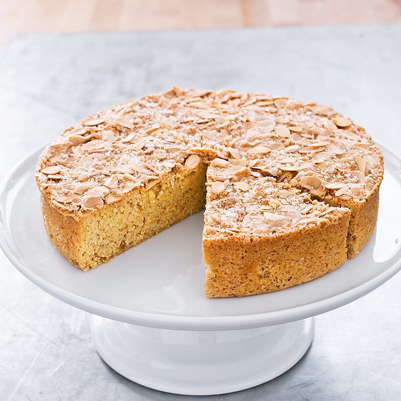 Best Almond Cake Recipe - Cook's Illustrated