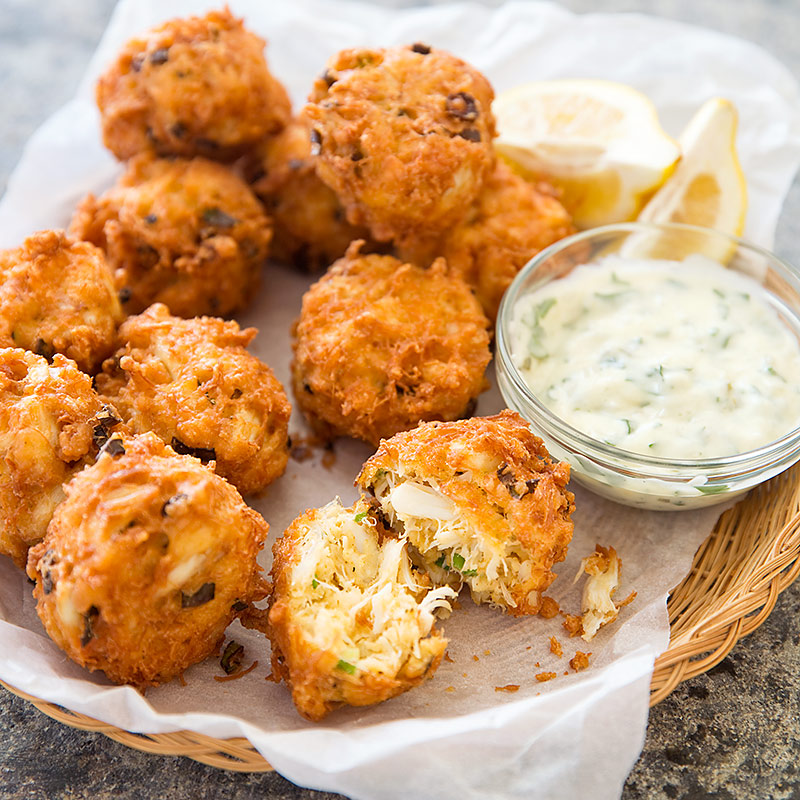 How To Make Imperial Crab Cakes