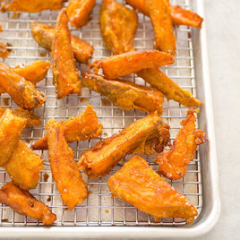 America S Test Kitchen Sweet Potato Fries Recipe