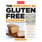 New! The How Can It Be Gluten Free Cookbook