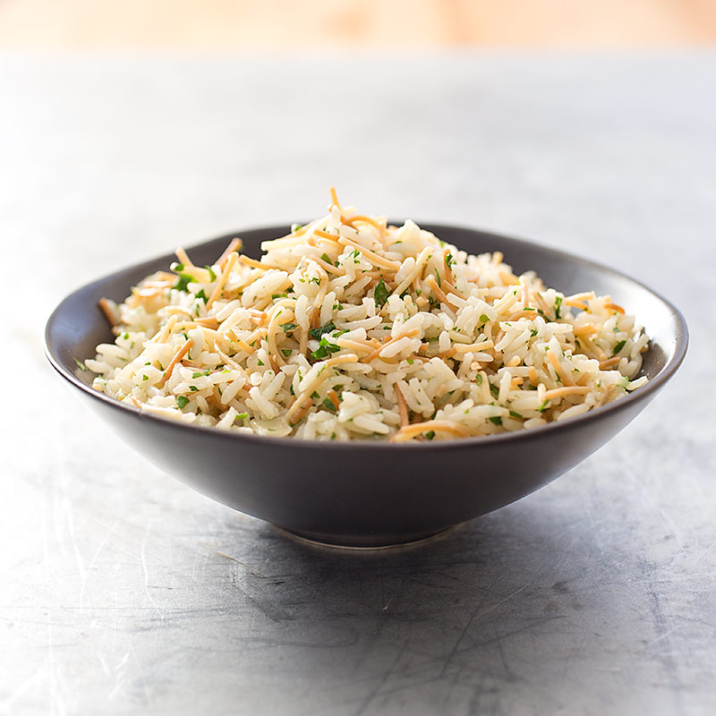 America S Test Kitchen Rice And Pasta Pilaf