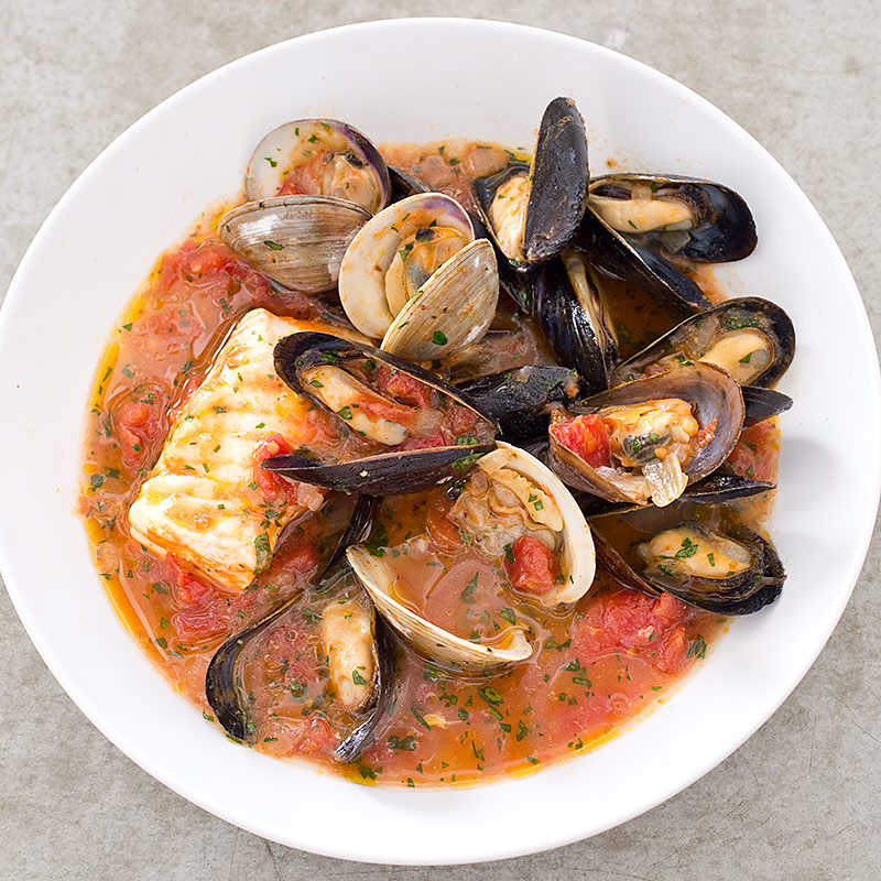 Cioppino for Two Recipe - Cook's Illustrated