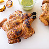 Grilled Butterflied Lemon Chicken