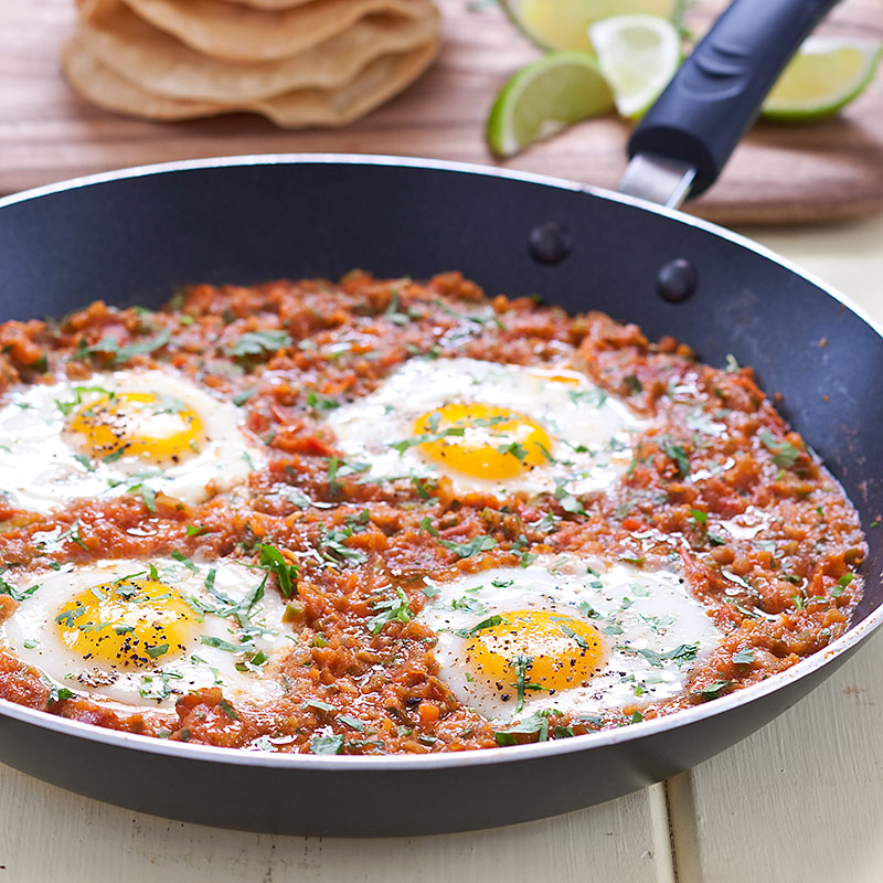 Huevos Rancheros Recipe