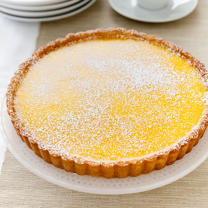 Classic Lemon Tart Recipe - America's Test Kitchen