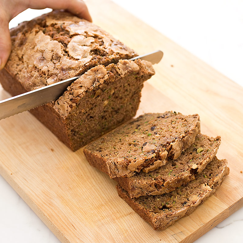 Zucchini Bread Recipe - America's Test Kitchen