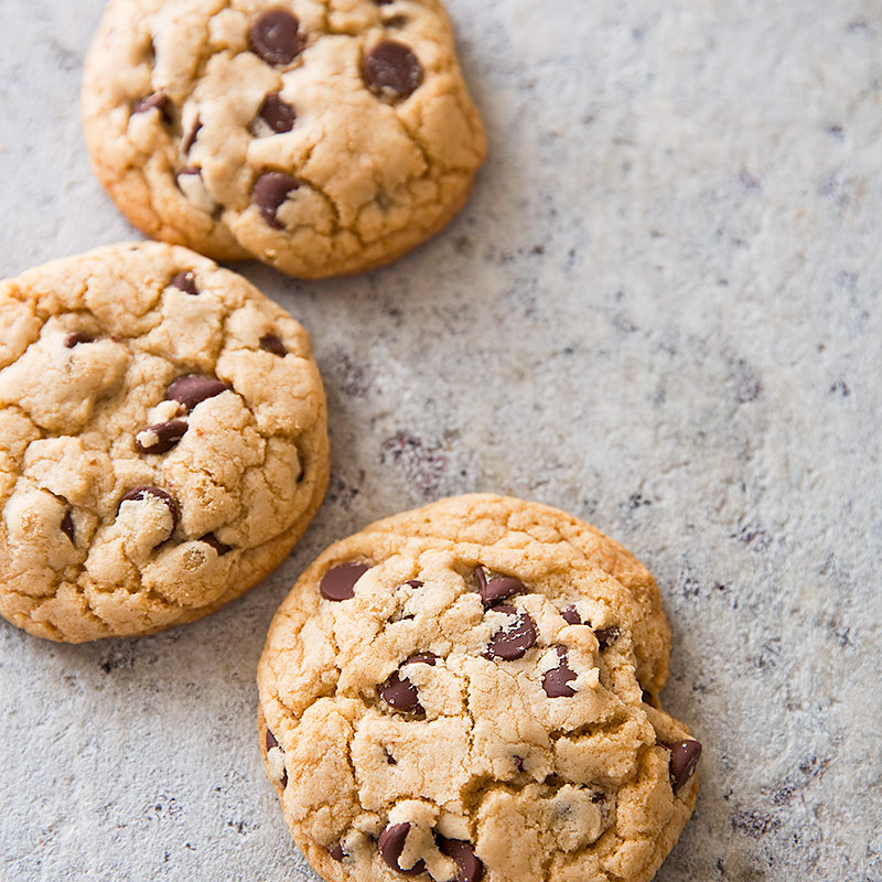Thick and Chewy Chocolate Chip Cookies Recipe - America's Test Kitchen