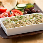 Baba Ghanoush, Oven Method