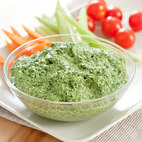 Creamy Herbed Spinach Dip