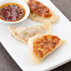 Pork and Cabbage Dumplings—Wor Tip