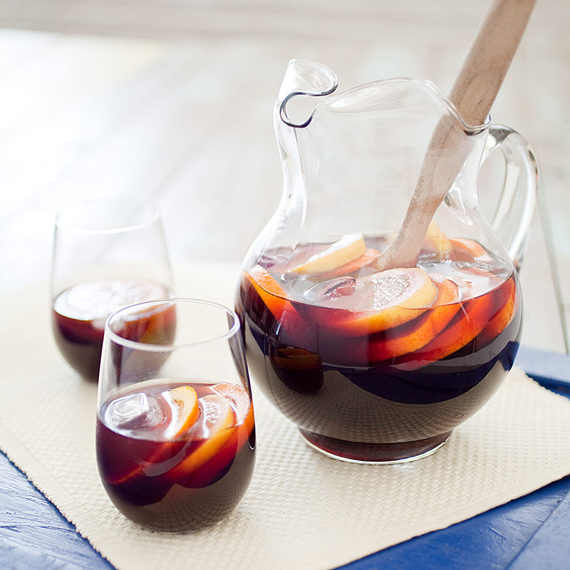 America S Test Kitchen Sangria