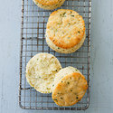 Potato Biscuits with Chives