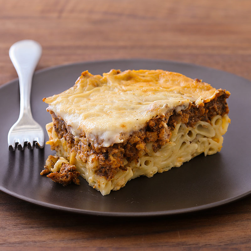 Reduced-Fat Pastitsio (Greek Lasagna) Recipe - Cook's Country