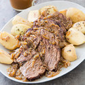 Lazy Day Pot Roast