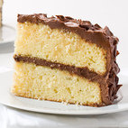 Fluffy Yellow Layer Cake
