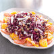 Citrus Salad with Radicchio, Dates, and Smoked Almonds