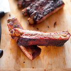 Memphis-Style Barbecued Spareribs on a Gas Grill