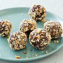 Chocolate-Almond Truffles