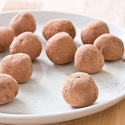 Chocolate-Cinnamon Truffles
