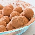 Chocolate-Ginger Truffles