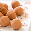 Chocolate-Lemon Truffles