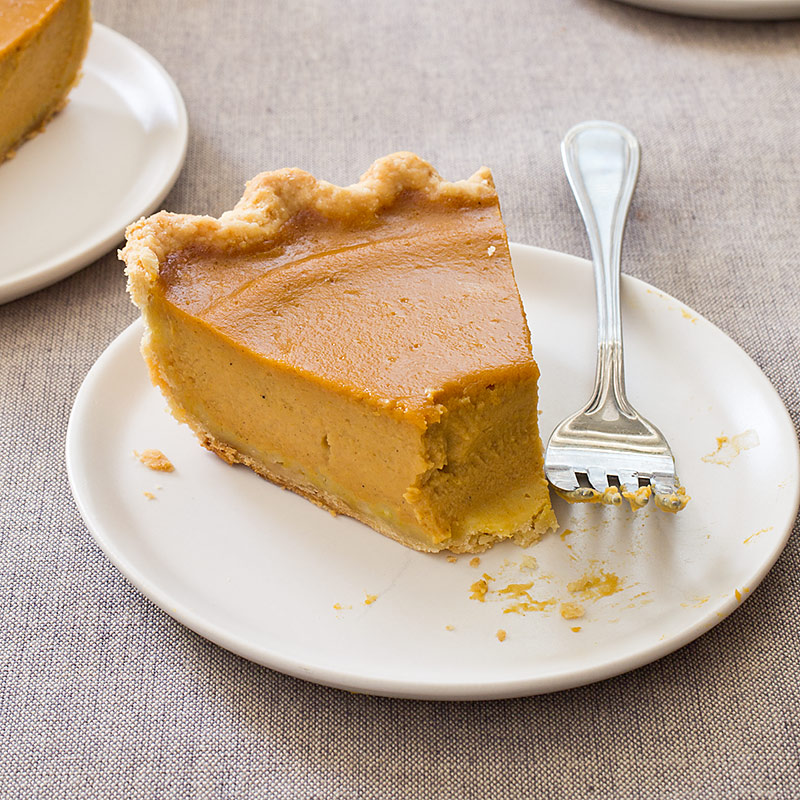 Pumpkin Pie Recipe - America's Test Kitchen