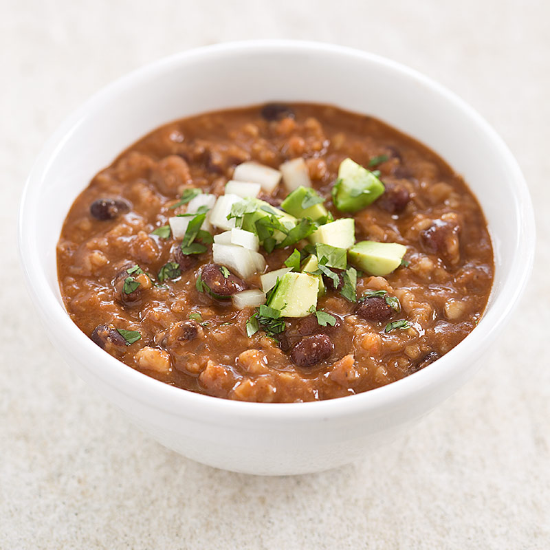 The Best Vegetarian Bean Chili Recipe — Dishmaps
