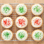 Foolproof Holiday Cookies