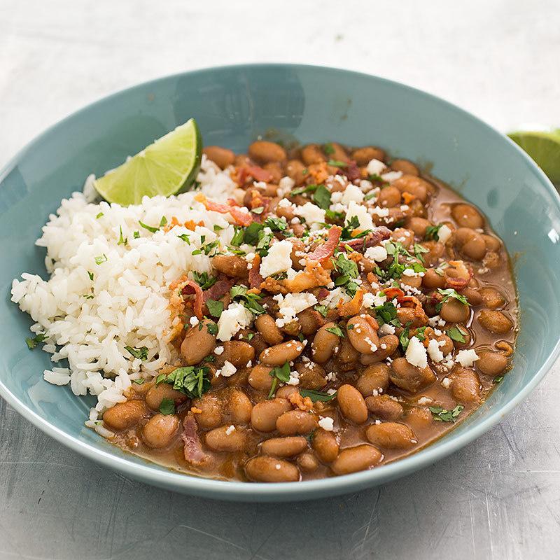 America S Test Kitchen Drunken Beans Recipe