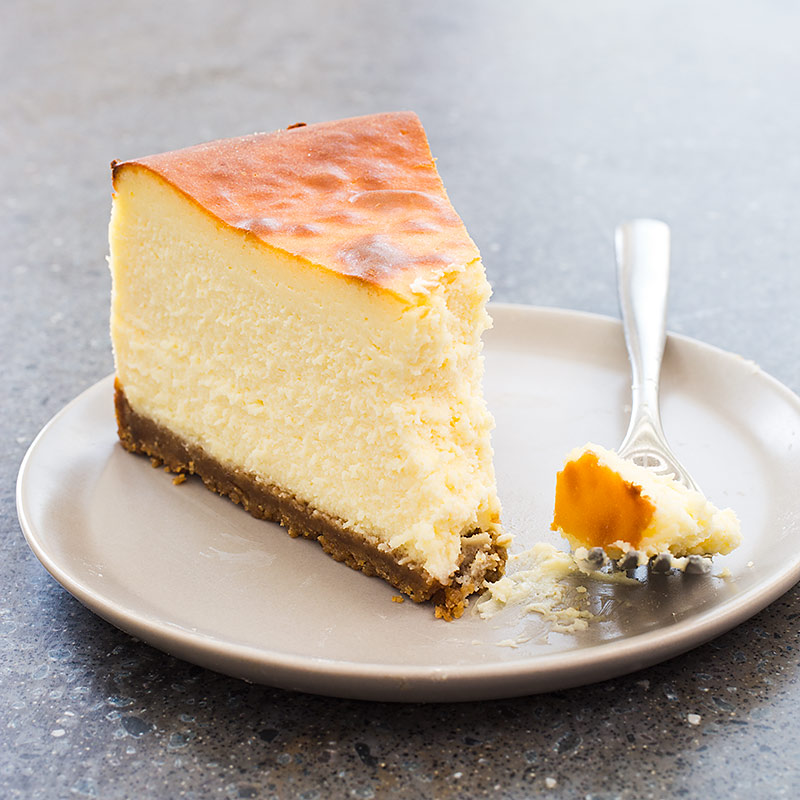 Foolproof New York Cheesecake | America's Test Kitchen
