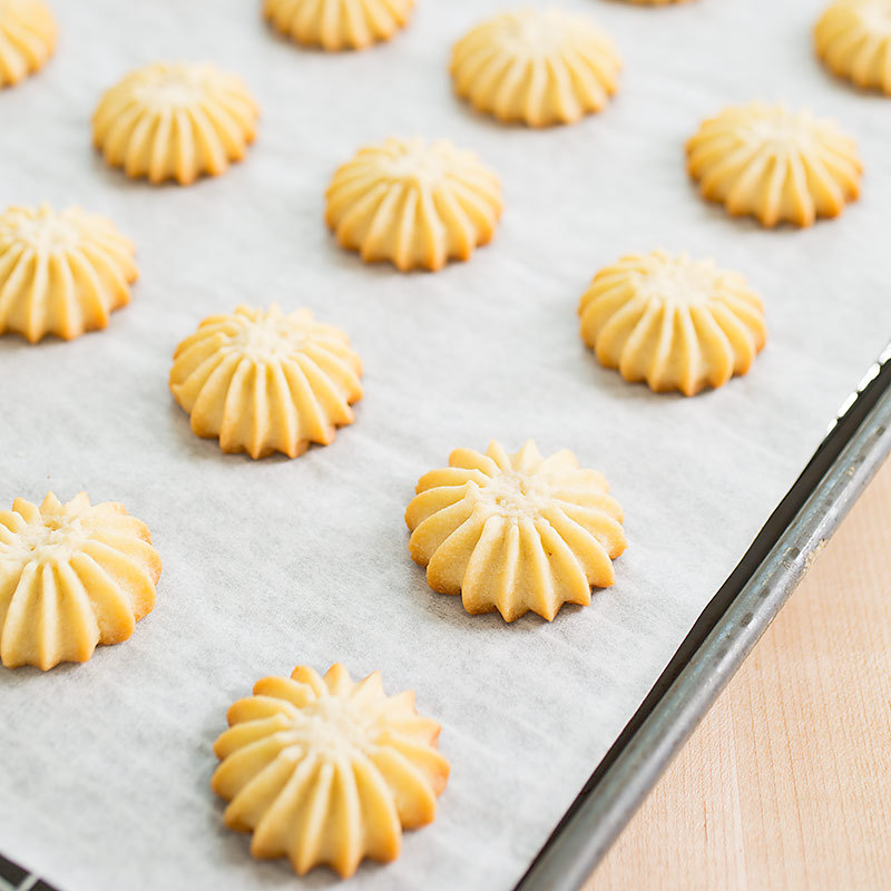 Americas Test Kitchen Recipe For Spritz Cookies