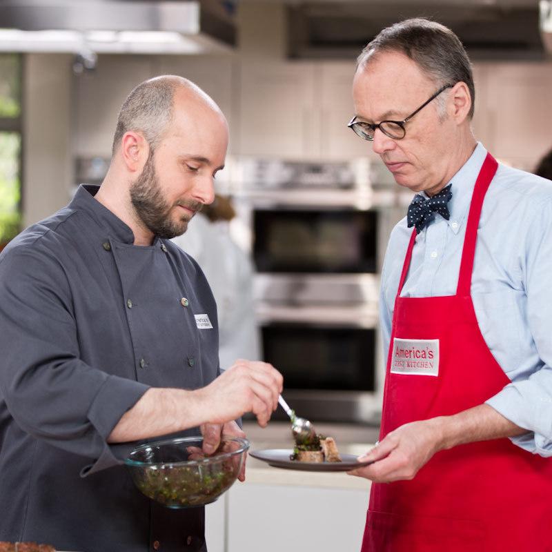 America S Test Kitchen Mujaddara