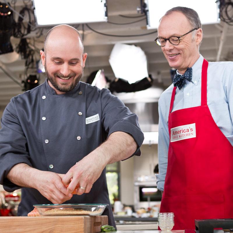 Bryan Roof America Test Kitchen