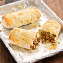 Beef-and-Bean Burritos