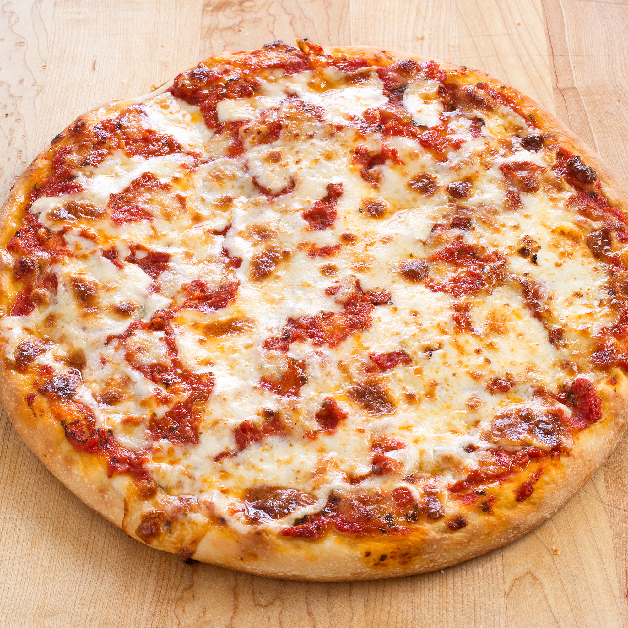 Make-Ahead Pizza