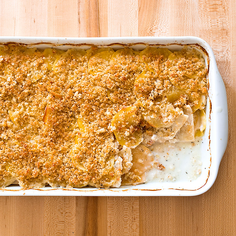 Root Vegetable Gratin | America's Test Kitchen