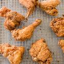 Cracker-Crusted Fried Chicken
