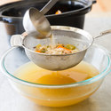 Slow-Cooker Chicken Stock